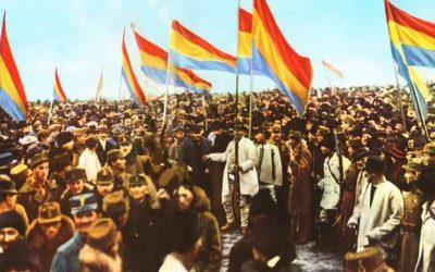 1918 – Anul Marilor Uniri și Suverani României