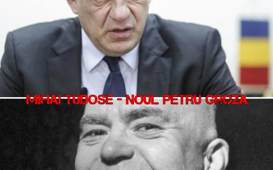 Mihai Tudose – noul Petru Groza al României