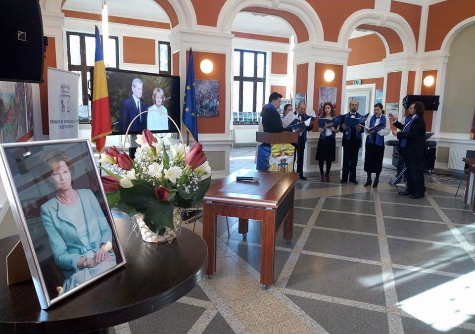 La Mulţi Ani Majestăţii Sale Margareta a României